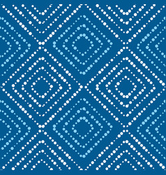 blue and white asian style concept seamless vector image vector image