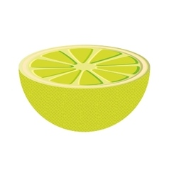 Lemon fruit product healthy icon graphic vector
