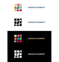 logo templates vector image