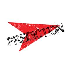 Prediction rubber stamp vector