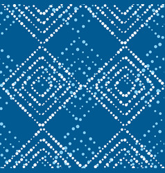 rhombus plaid concept seamless pattern modern vector image