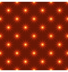 Lights seamless pattern vector image