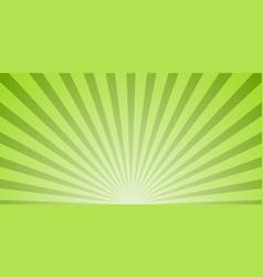 Horizontal green ray watermelon background dawn vector