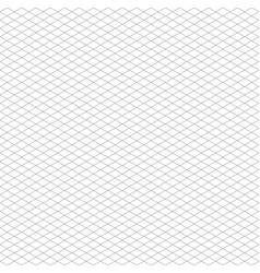 seamless geometric diamonds pattern vector image