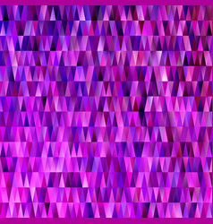 abstract gradient triangle polygon pattern vector image