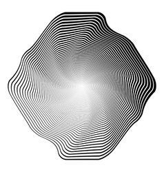 Design monochrome background vector