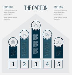 Outline cooperation set of relationship vector