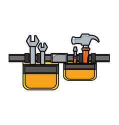 Repair tools design vector
