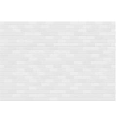 brick wall stone seamless geometric pattern vector image