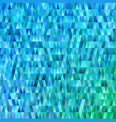 geometric triangular polygon pattern background vector image