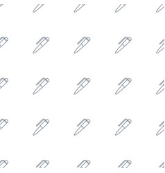 Office room icon pattern seamless white background vector