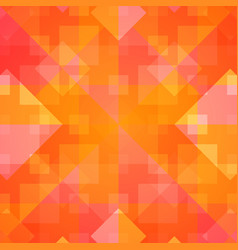 warm on modern backdrop vector image