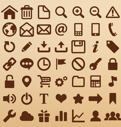 WebSymbols vector image