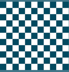White and blue checkered background vector