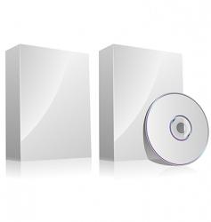 software box vector image vector image