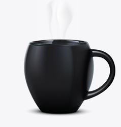 Mug vector image