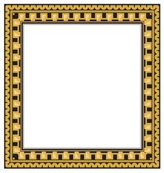 Ram barok vector image