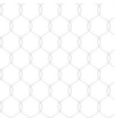 Abstract pattern seamless white texture circle vector