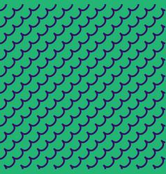 wave geometric seamless pattern 1501 vector image