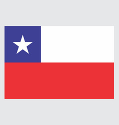 flag chile vector image