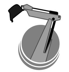 Machine arm vector
