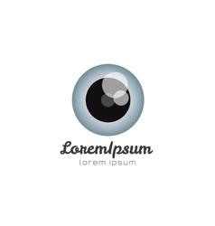 Photo camera logo icon template Photographer logo vector image