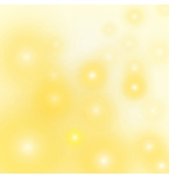 soft sun ray background vector image
