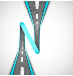 Road loop vector