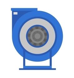 Industrial fan vector