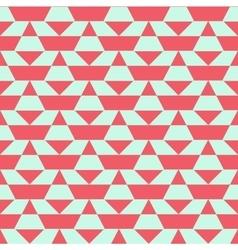 Pastel color blocked pattern vector