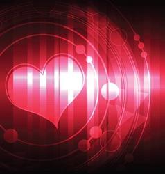 Cardiograph vector