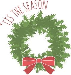 Tis The Season vector