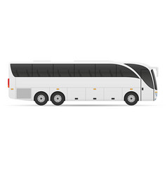 tour city bus stock vector image