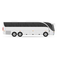 Tour city bus stock vector