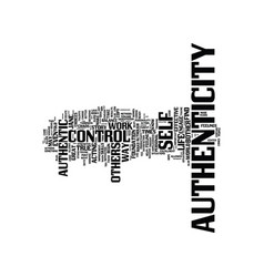 Authentic success text background word cloud vector