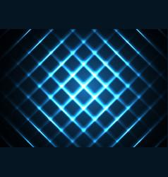 technology future diagonal light stripe vector image vector image