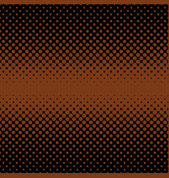 Geometric halftone dot background - graphic from vector