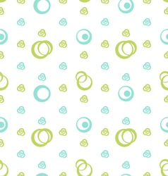 Seamless Futuristic Texture Elegance Pattern vector image vector image