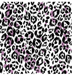 Abstract animal pattern vector
