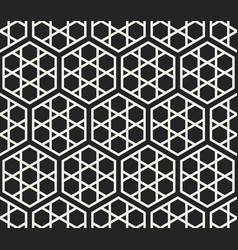 seamless abstract pattern modern lattice texture vector image