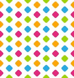 Seamless geometric pattern colorful kid pattern vector