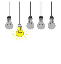 best idea concept symbol vector image