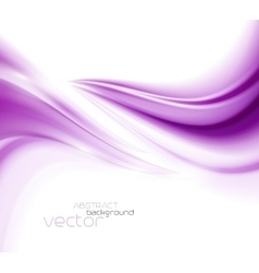 Beautiful Purple Satin Drapery Background vector image vector image