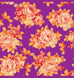 Shabroses vintage seamless pattern vector