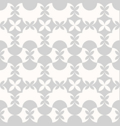 seamless pattern classical geometrical texture s vector image