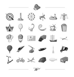 entertainment ecology sport and other web icon vector image