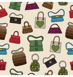womens bags vector image