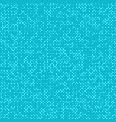 Abstract random halftone dot background pattern vector