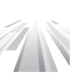 abstract white background rectangle line vector image vector image