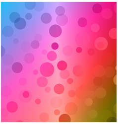 christmas bokeh abstract background beautiful vector image